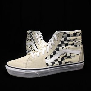 Vans Off The Wall White Sk8 Hi